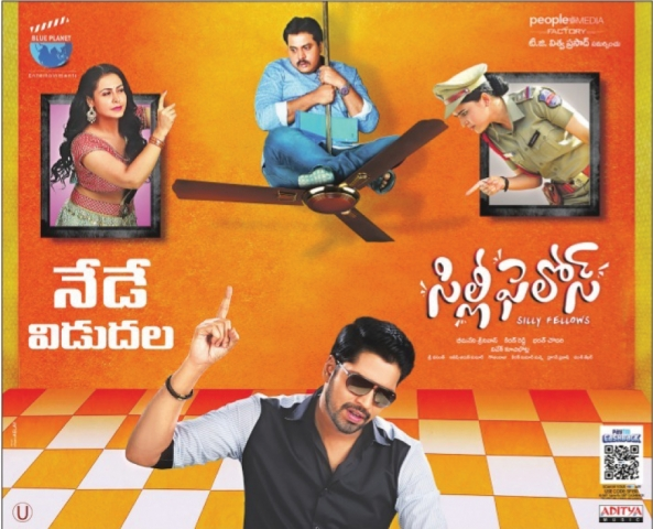 Silly Fellows Movie Releasing On Today
