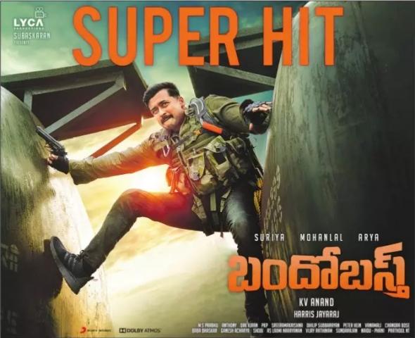 Bandobast Movie Worldwide Super Hit