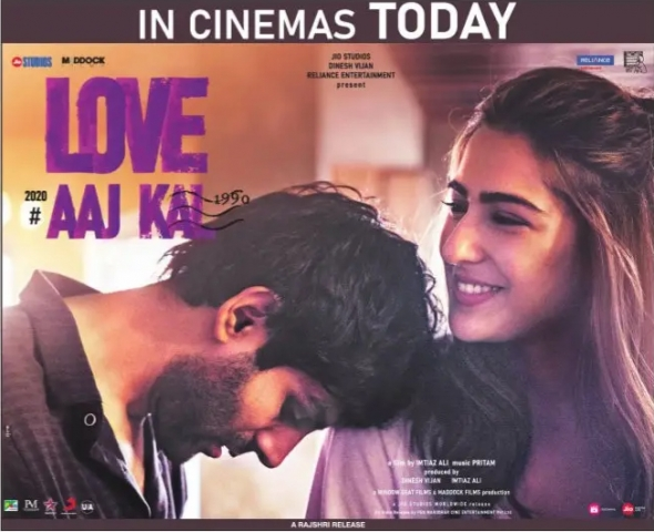 Love Aaj Kal Movie Release Today