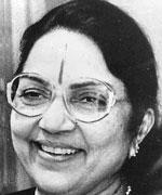 Bhanumati Ramakrishna
