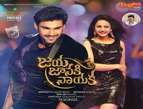 Jaya Janaki Nayaka Movie Working Stills | Posters | Wallpapers