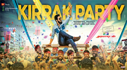 Kirak Party Telugu Movie Posters Kirak Party Telugu Movie stills,Kirak Party Telugu Movie pictures, Kirak Party Telugu Movie updates.