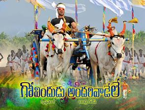 Govindudu Andarivadele Movie Working Stills | Posters | Wallpapers