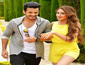 Akhil Movie Working Stills | Posters | Wallpapers