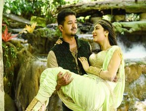 Puli Movie Working Stills | Posters | Wallpapers