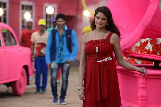 Aadu Magaadra Bujji Movie Stills first looks