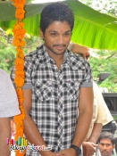 Allu Arjun New Pics