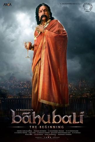 Baahubali Movie Working Stills   Posters   Wallpapers