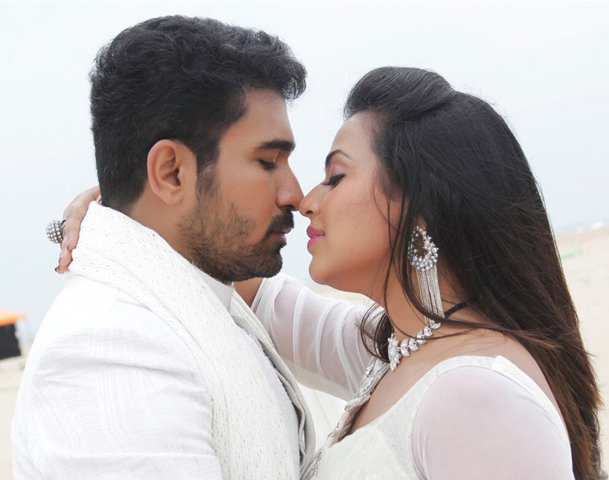 Indrasena Movie Working Stills   Posters   Wallpapers