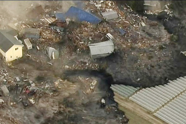 Japan's Worst Ever Earthquake