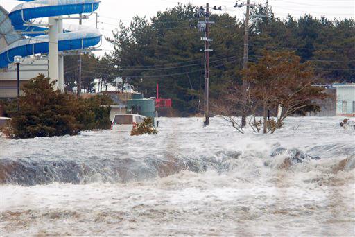Japan's Worst Ever Earthquake
