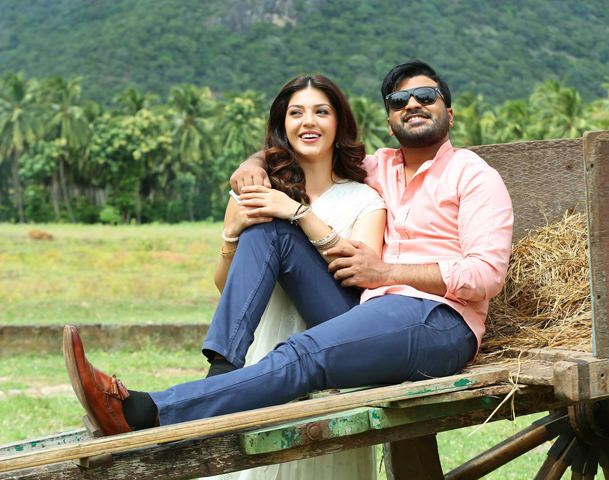 Mahanubhavudu Movie Working Stills | Posters | Wallpapers