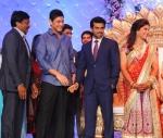 Ram Charan Teja and Upasana wedding reception