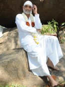 Akkineni Nagarjuna Shirdi Sai Movie First Look