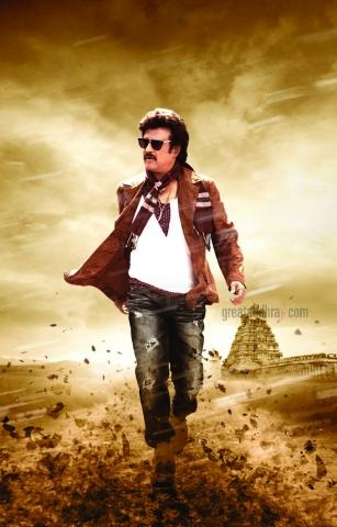 Rajnikanth Lingaa Movie Working Stills   Posters   Wallpapers