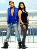 Suriya & Shruthi in 7aam Arivu Stills