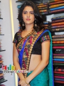 Deeksha Seth at Mandir Saree House Launch