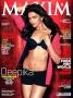 Deepika Padukone Maxim Photoshoot