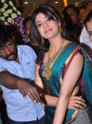 Kajal At Chennai Shopping Mall