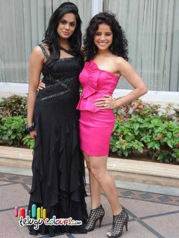 Karthika and Pia Bajpai Latest pics