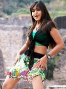 Madhu Shalini Navel Pics