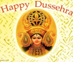 Wish U Happy Dasara To All