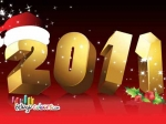 Wish U Happy new Year - 2011