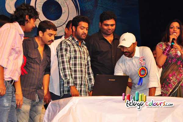 Jr Ntr Brindavanam Audio Released