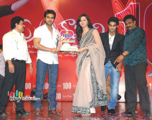 Prema Kavali 100 Days Event