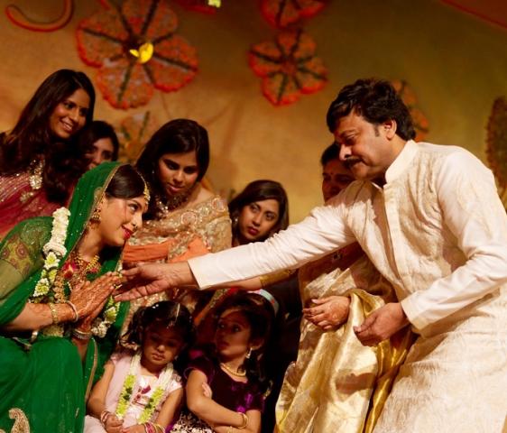 Ram Charan Tej Engagement Ceremony