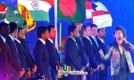 World Cup 2011 Opening Cermony
