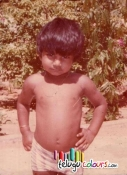 Sharukh Khan childhood
