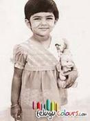 Susmitha-Sen Childhood