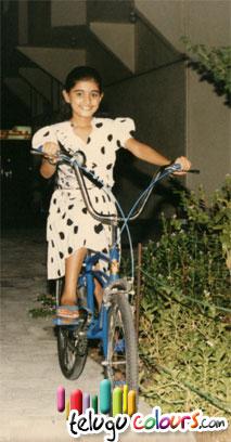 Sneha - Childhood