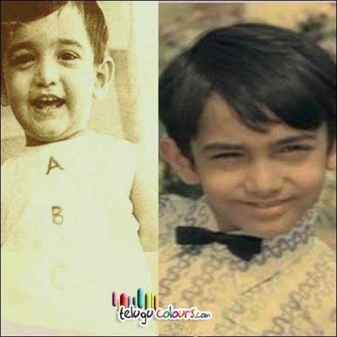 AamirKhan childhood