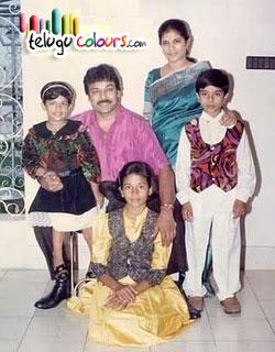 Chiranjeevi Family