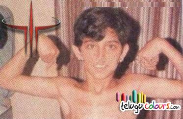 Hrithik Roshan Childhood