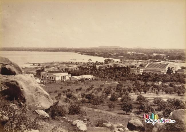 Husain Sagar lake view