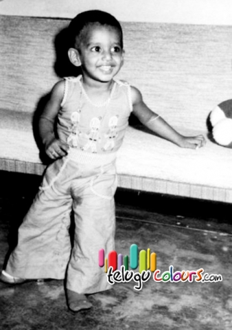 Vishal Childhood