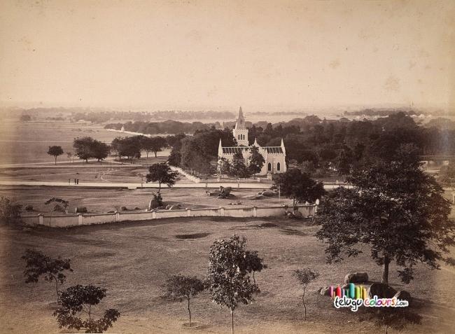 Cantonment parade ground