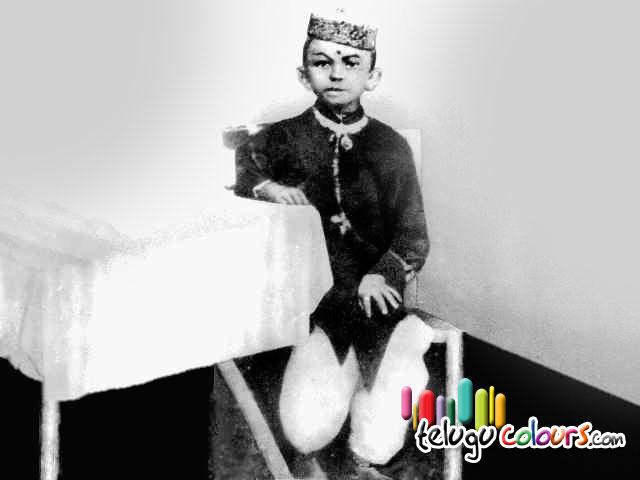 Mahatma Gandhi Childhood