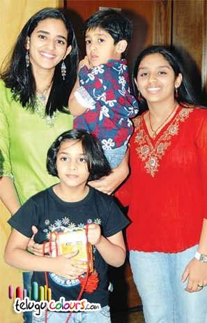 Venkatesh Childrens
