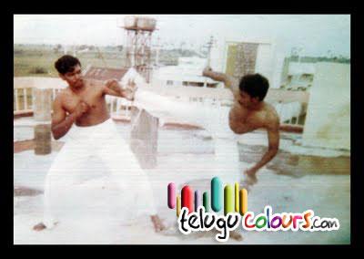 RamGopal Varma with Arjun