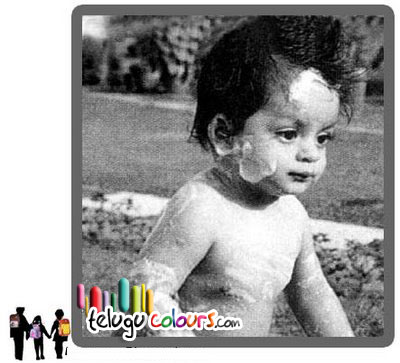 Sharukh Khan - Childhood