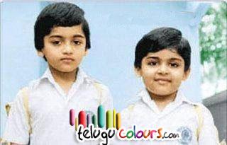 Surya-Karthik Childhood
