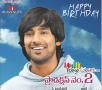 Happy Happyga-Varun Sandesh